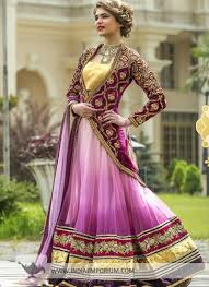 purple shade lehengas dark purple lehengas purple color