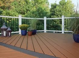 trex enhance composite decks and decking materials trex