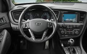 Kia Optima 2015 Interior 2011 Kia Optima Reviews And Rating Motor Trend