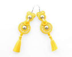 soutache earrings soutache earrings etsy