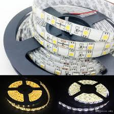 led light strip waterproof dc 24v smd 5050 led strip light ip65 waterproof 60led m 5m 300leds