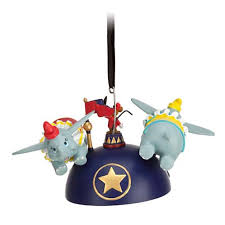your wdw store disney ear hat ornament attractions dumbo the