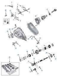 2000 jeep wrangler transfer tj wrangler np231 transfer 4 wheel parts