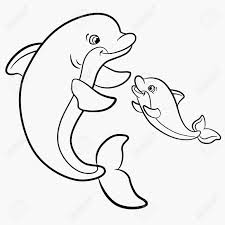 Coloriage Animaux Sauvages Of Coloriage Les Animaux Marins Sauvages