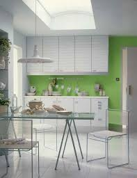 kitchen beautiful small kitchen design with green kitchen