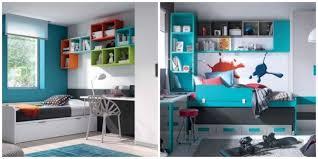 bureau turquoise design interieur mobilier chambre enfant couleur turquoise bureau