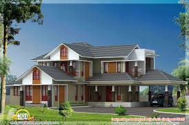 Kerala Home Design Blogspot 5 Kerala Style House 3d Models House Design Plans