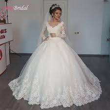 brautkleid china sleeve lace wedding gowns china robe de bal v neck brautkleid