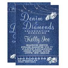 denim and diamonds gifts on zazzle