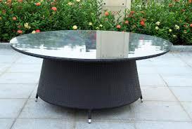 tavoli da giardino rattan arredo giardino rattan offerte fabulous set tavolo tondo con