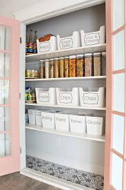 Bookcase Pantry Prescott View Home Reno Diy Pantry Build And Reveal Classy Clutter