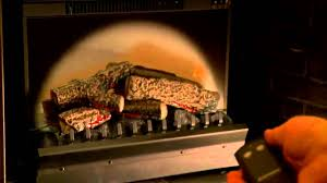Realistic Electric Fireplace Insert by Dimplex 23