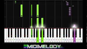 beyoncé halo piano tutorial youtube