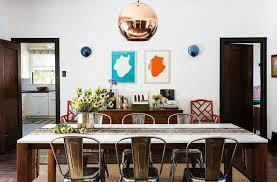 Tom Dixon Copper Pendant Light Dining Room Lighting Ideas For A Magazine Worthy Look