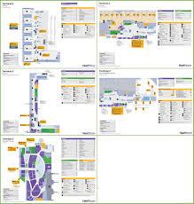 Heathrow Terminal 3 Information Desk London Heathrow Map Terminal 3 London Map