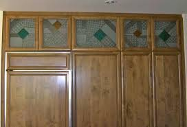 etched glass inserts kitchen cabinets pictures pin cabinet door