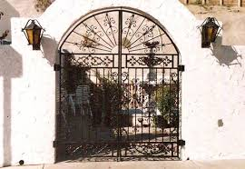 wrought iron gates san diego ca entry driveway pedestrian