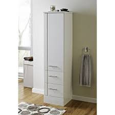 tall bathroom cabinets interior design