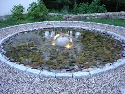 Backyard Pond Images Best Backyard Pond Kits Design And Ideas