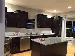 Kitchen Colors With Oak Cabinets And Black Countertops Kitchen Kitchen With Black Appliances Kitchen Paint Colors With