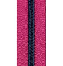 color combination of nylon zipper chan chi zipper
