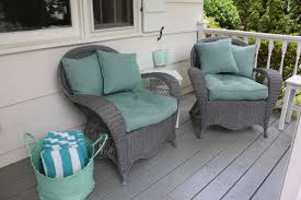Patio Chair Designs Patio Furniture Pier One Outdoor H Wicker Seat Pads For Stirring