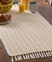 Coffee Table Runners 32 Free Crochet Table Runner Patterns Guide Patterns