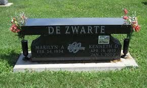 engraved cemetary bench memorials des moines iowa