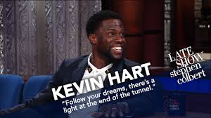 the late show with stephen colbert kevin hart is friends