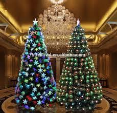 16 fiber optic tree 7ft 7 5 ft artificial
