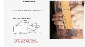 approved tattoos for the marines corps