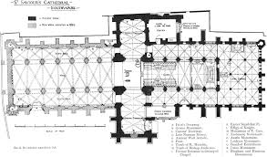 Cathedral Floor Plan The Project Gutenberg Ebook Of Bell U0027s Cathedrals Southwark