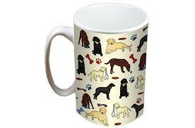 jayne labtadors mug and coaster gift set