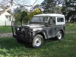 1970 land rover discovery wheels