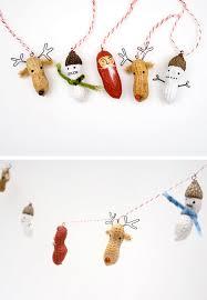 peanut christmas tree 50 wonderful and simple diy christmas tree decorations you ll