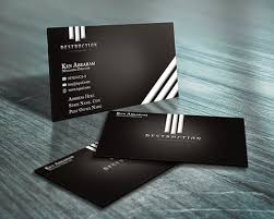 Business Card Layout Psd 60 Best Free Psd Business Card Templates