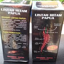jual oil lintah papua original free ongkir 085713152315 agen