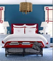blue and red bedroom ideas three ways to update a blue and white interior