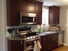 Small Modern Kitchen Design by One Wall Kitchen Garage Apartment Plan Pinterest Kitchens