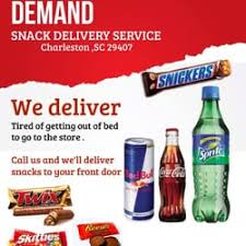 snack delivery service munchies on demand couriers delivery services quarter