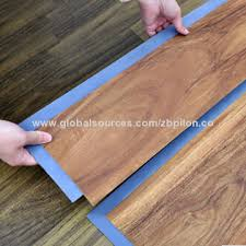 china diy self stick pvc vinyl floor plank on global sources