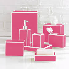 pink bathroom set beautiful pink decoration