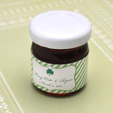 honey jar favors personalized wedding honey jars wedding theme favors