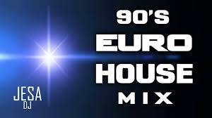 90 u0027s euro house mix changa de los 90 youtube