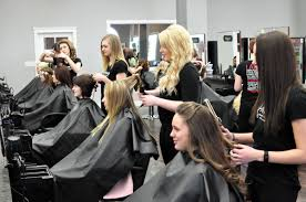evans hairstyling college admission