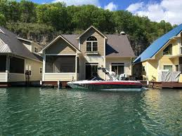 beautiful norris lake floating house proper vrbo