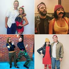 costumes couples diy nostalgic costumes for couples popsugar smart living