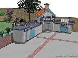 Outdoor Kitchen Cabinet Plans Options For An Affordable Outdoor Kitchen Hgtv