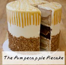 pumpecapple piecake recipe the turducken of pies for