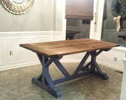 diy farm table plans barn house table plans homes zone diy farm table 1000 ideas about